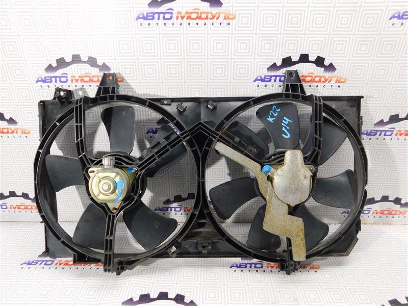 Диффузор радиатора Nissan Bluebird QU14 QG18