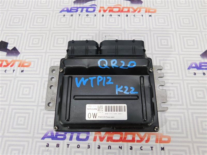 Компьютер двс Nissan Primera TNP12 QR20-DE