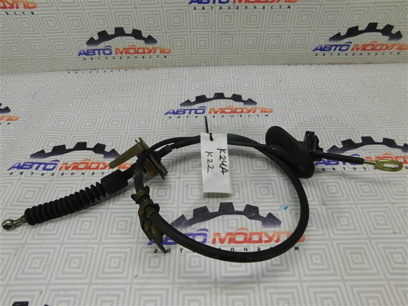 Трос переключения акпп Honda Accord CL7 K20A