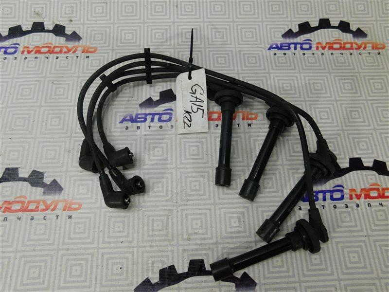 Провода высокого напряжения Nissan Pulsar FN15 GA15