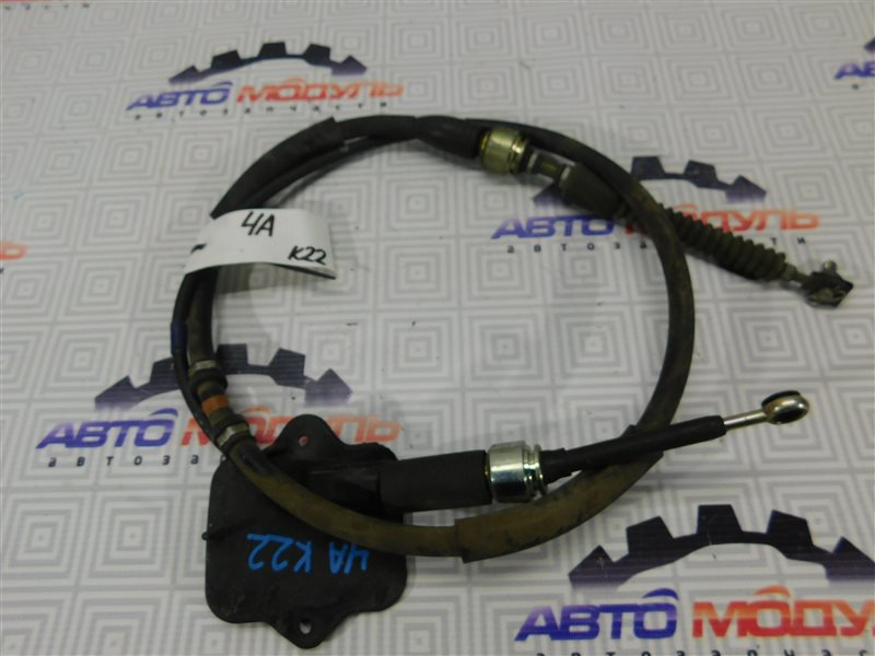 Трос переключения акпп Toyota Sprinter Trueno AE101-5090734 4A-FE 1992