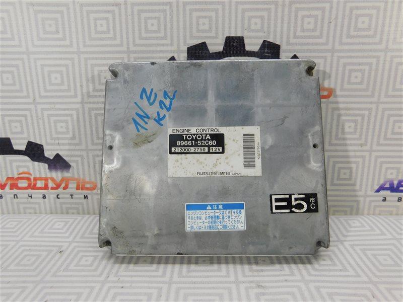Компьютер двс Toyota Sienta NCP81 1NZ