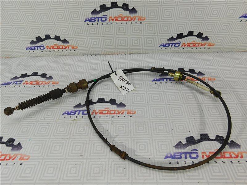 Трос переключения акпп Nissan X-Trail PNT30 SR20-VET