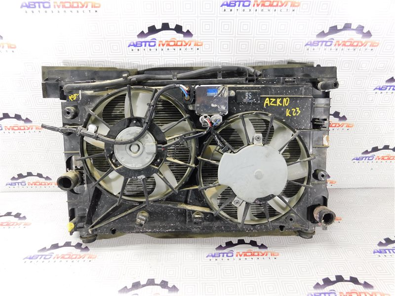 Радиатор основной Toyota Sai AZK10 2AZ-FXE