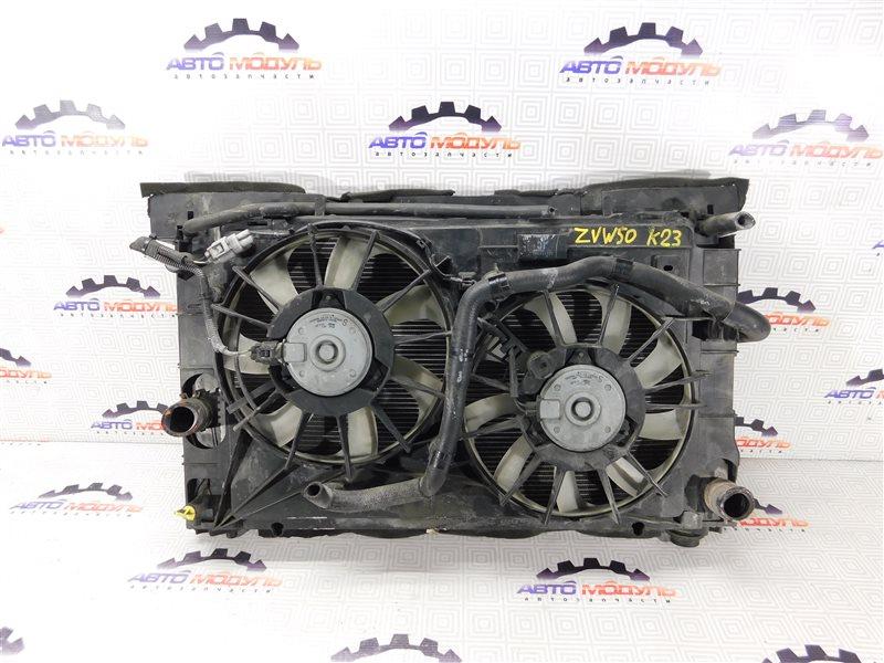 Радиатор основной Toyota Prius ZVW30 2ZR-FXE