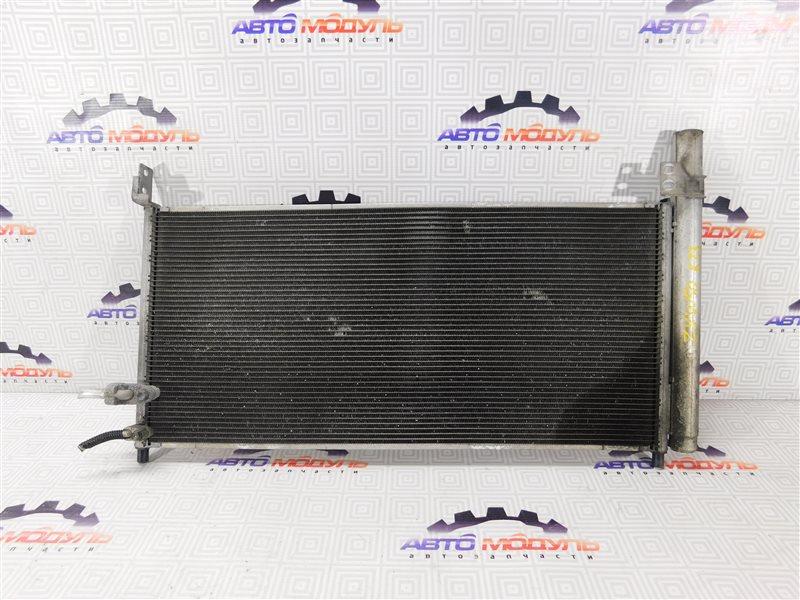 Радиатор кондиционера Toyota Prius ZVW30 2ZR-FXE