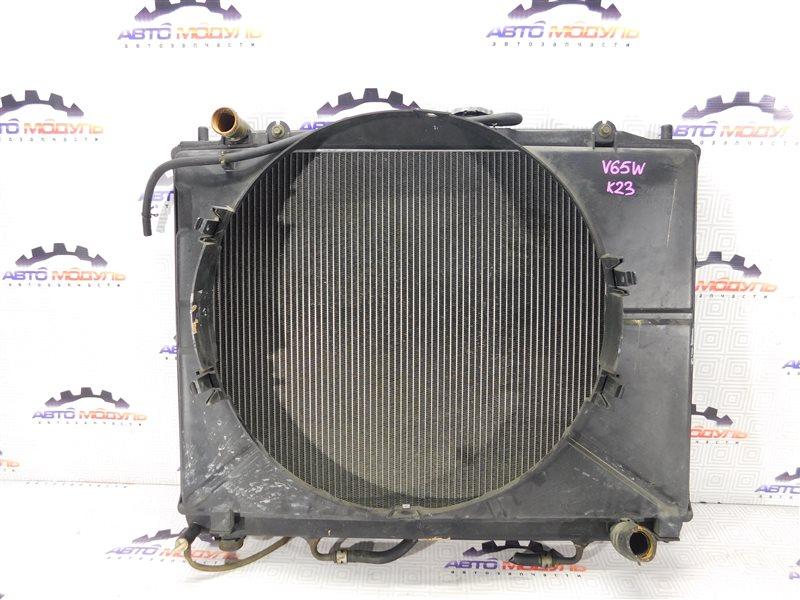 Радиатор основной Mitsubishi Pajero V65W-0002221 6G74 2000