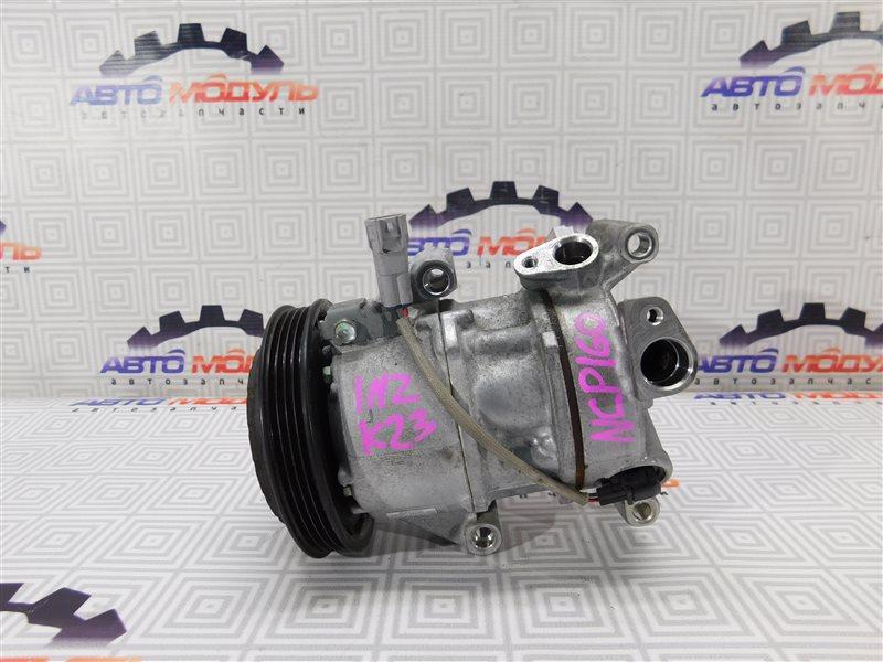 Компрессор кондиционера Toyota Probox NCP160 1NZ-FE