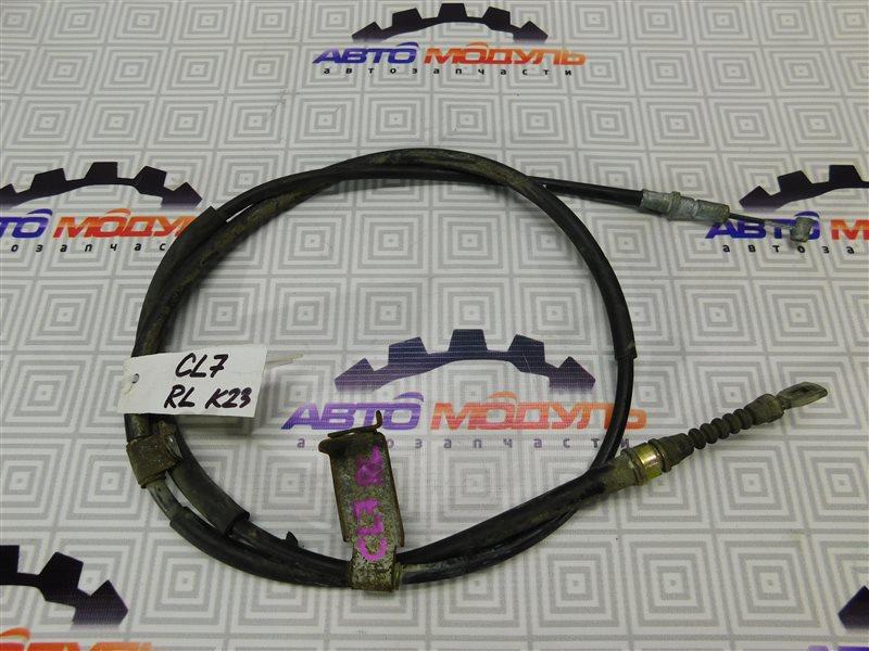 Тросик ручника Honda Accord CL7-3009982 K20A задний левый