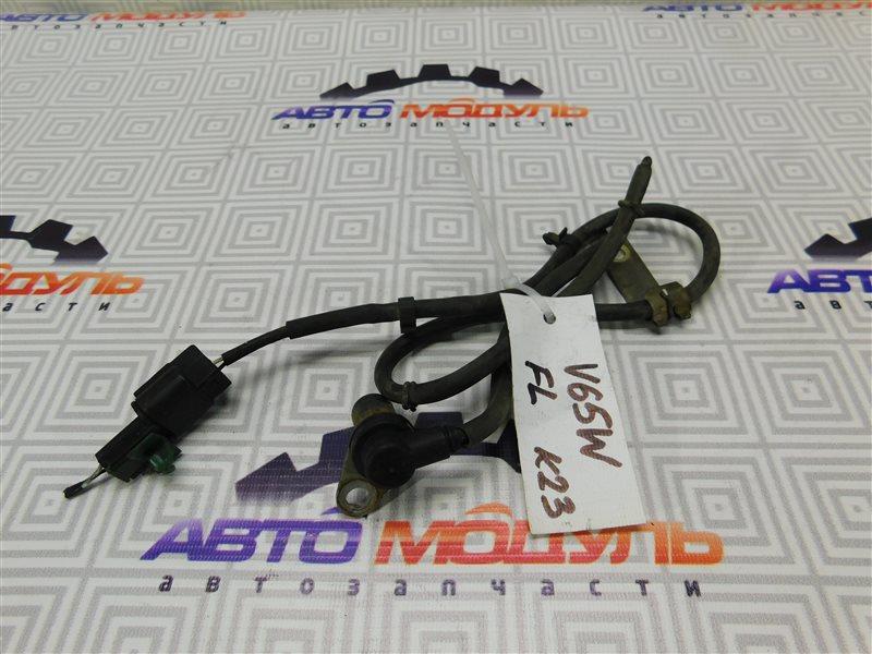 Датчик abs Mitsubishi Pajero V65W-0002221 6G74 2000 передний левый