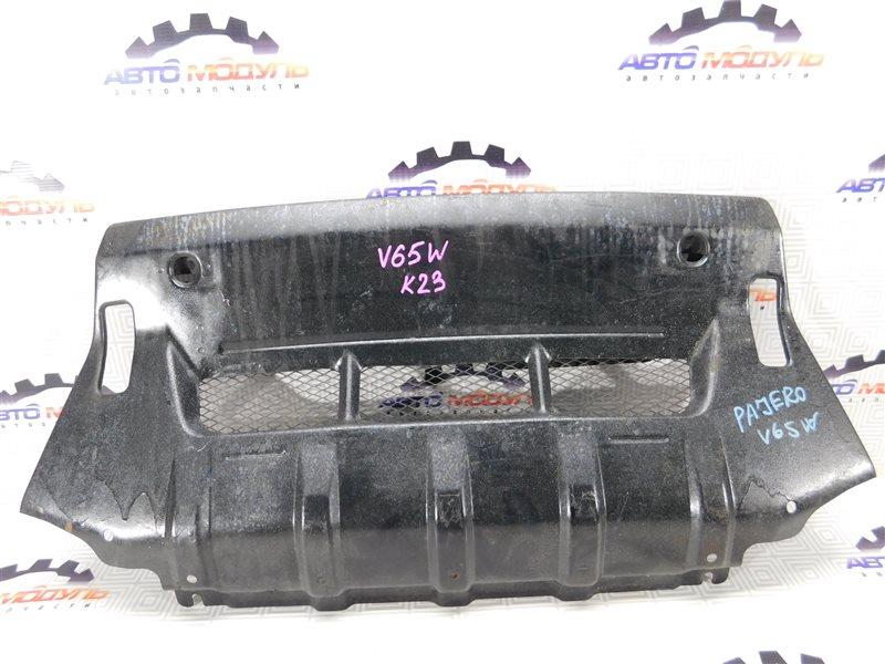 Защита двигателя Mitsubishi Pajero V65W-0002221 6G74 2000