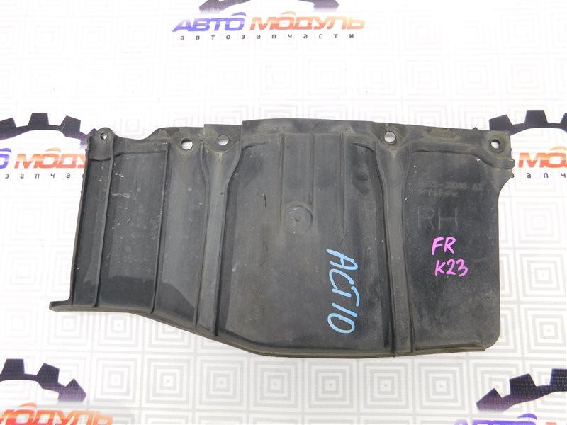 Защита двигателя Toyota Opa ACT10 передняя правая