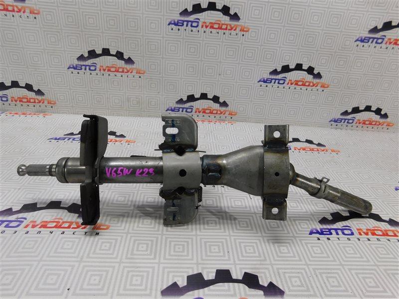 Рулевая колонка Mitsubishi Pajero V65W-0002221 6G74 2000