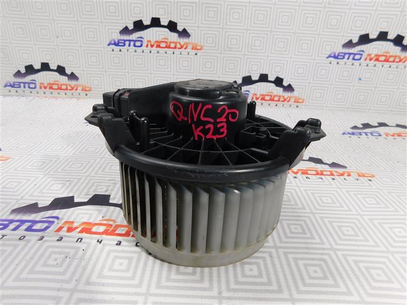 Мотор печки Toyota Bb QNC20