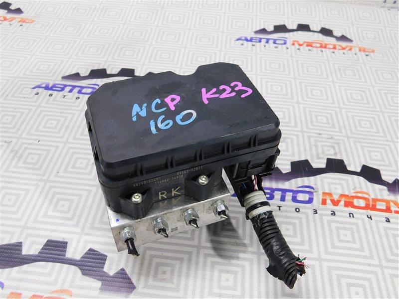 Блок abs Toyota Probox NCP160 1NZ