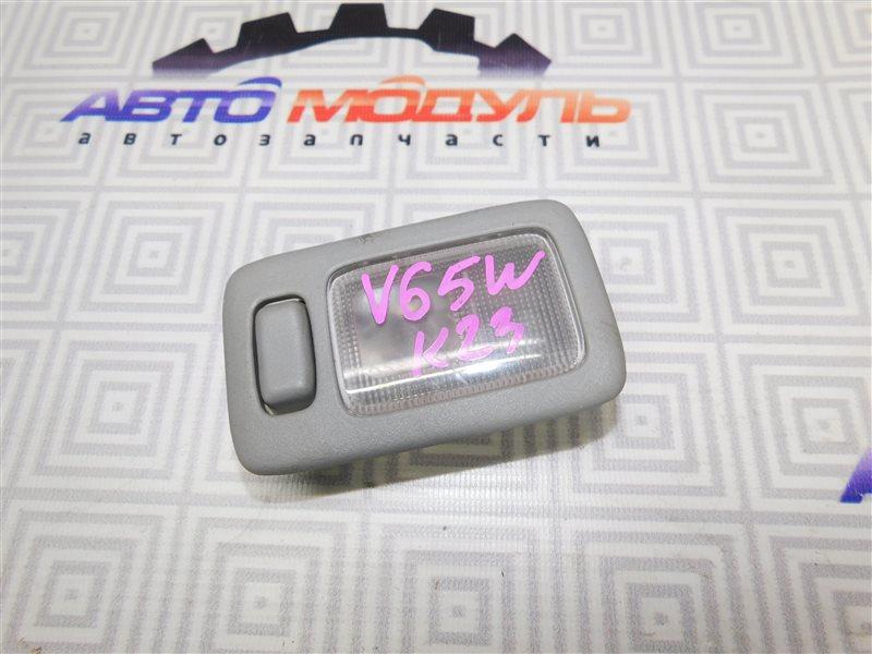 Плафон Mitsubishi Pajero V65W-0002221 6G74 2000