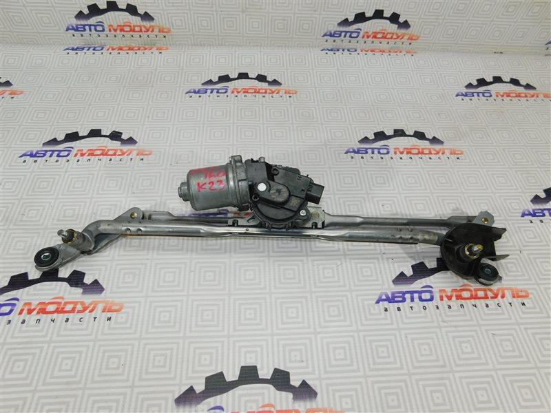 Мотор дворников Toyota Probox NCP160 передний