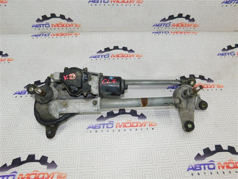 Мотор дворников Honda Accord CL7-3009982 K20A передний