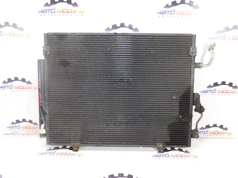 Радиатор кондиционера Mitsubishi Pajero V65W-0002221 6G74 2000