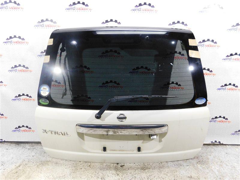 Дверь 5-я Nissan X-Trail NT30-303050 QR20-DE 2007 задняя