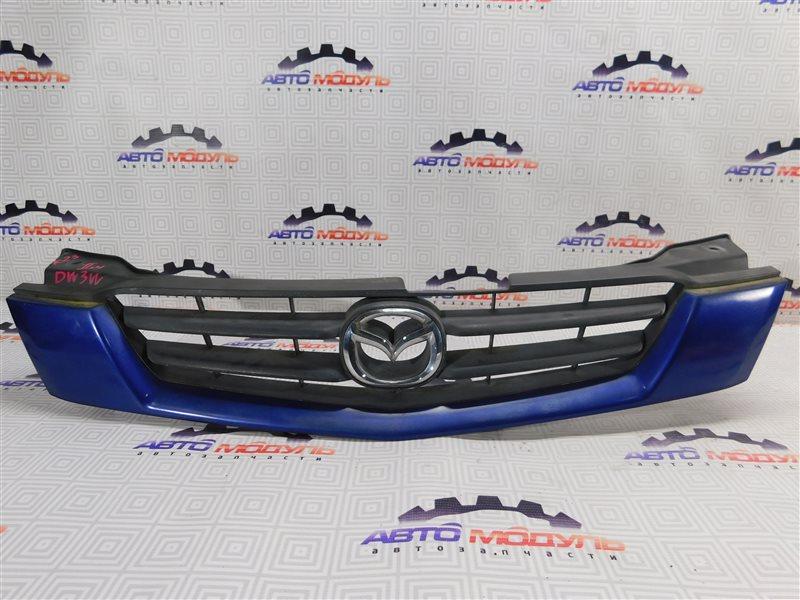 Решетка радиатора Mazda Demio DW3W B3