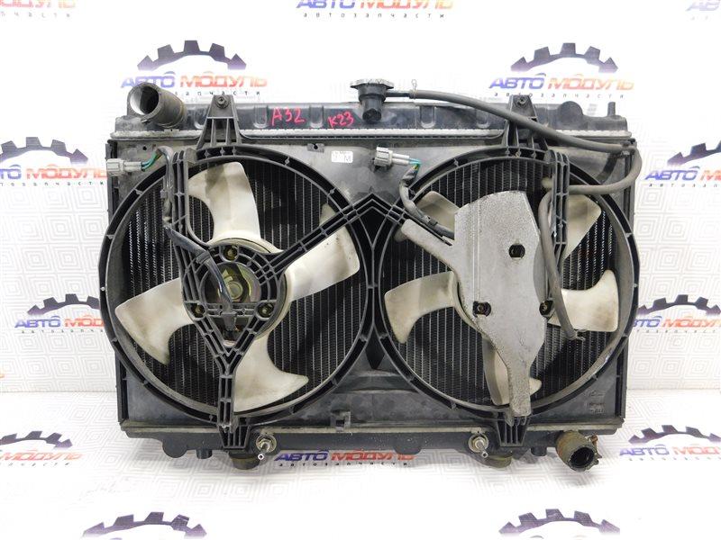 Радиатор основной Nissan Cefiro A32 VQ20