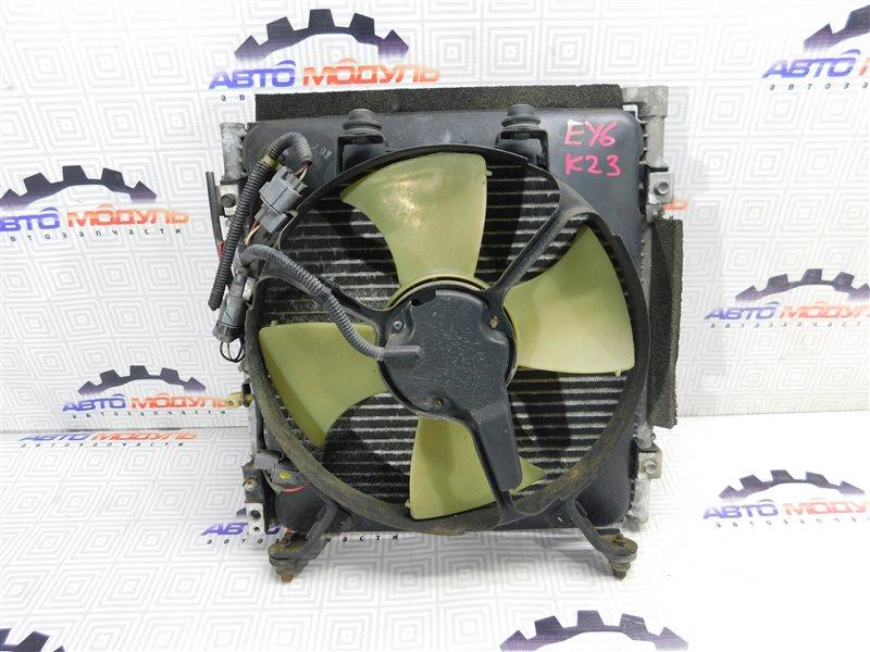 Радиатор кондиционера Honda Partner EY6