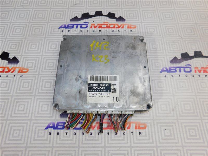 Компьютер двс Toyota Alphard MNH10 1MZ-FE