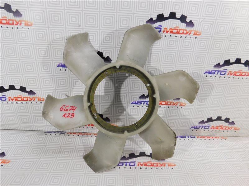 Крыльчатка вентилятора Mitsubishi Pajero V65W-0002221 6G74 2000