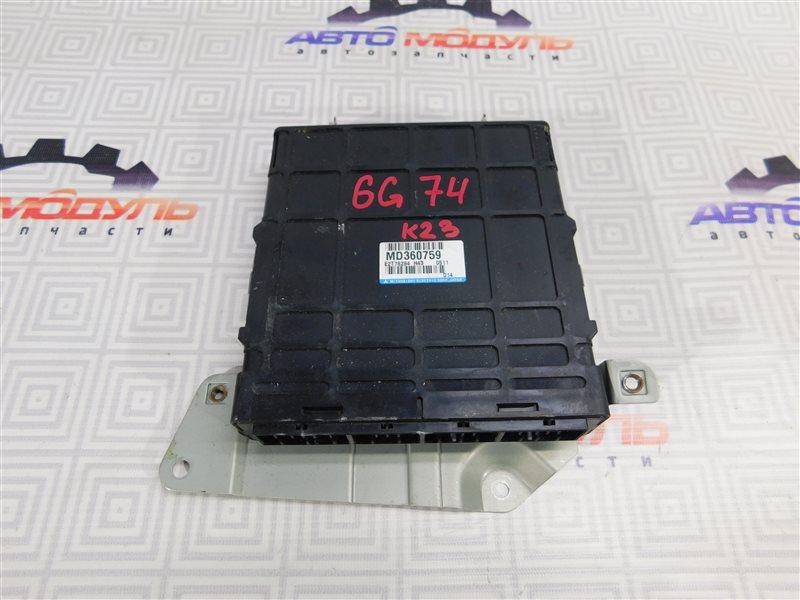 Компьютер двс Mitsubishi Pajero V65W-0002221 6G74 2000