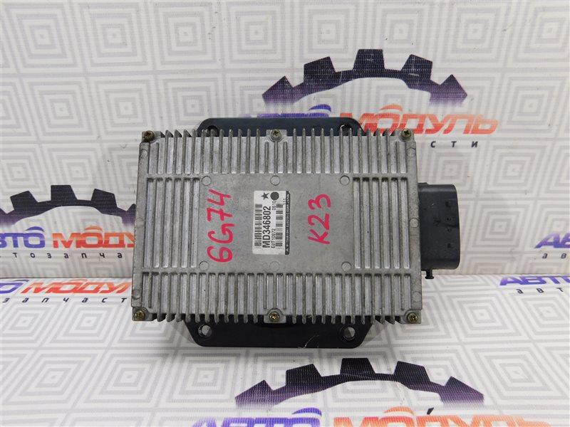 Блок управления форсунками Mitsubishi Pajero V65W-0002221 6G74 2000