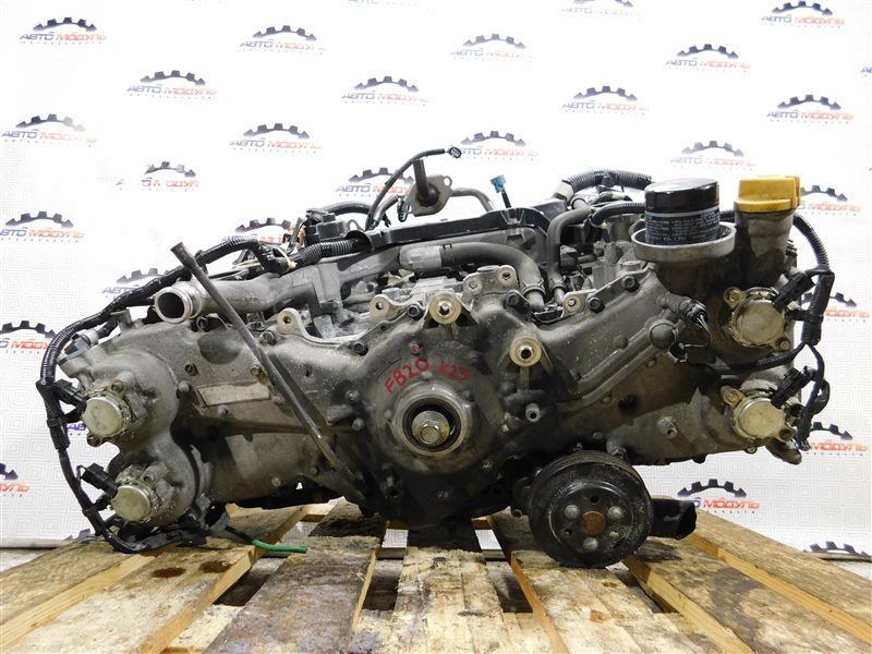 Двигатель Subaru Impreza GJ7 FB20