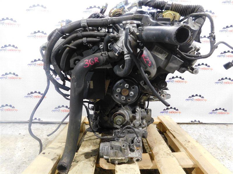 Двигатель Toyota Crown Majesta GRS182 3GR-FSE