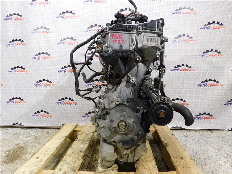 Двигатель Toyota Ractis NSP120 1NR-FE