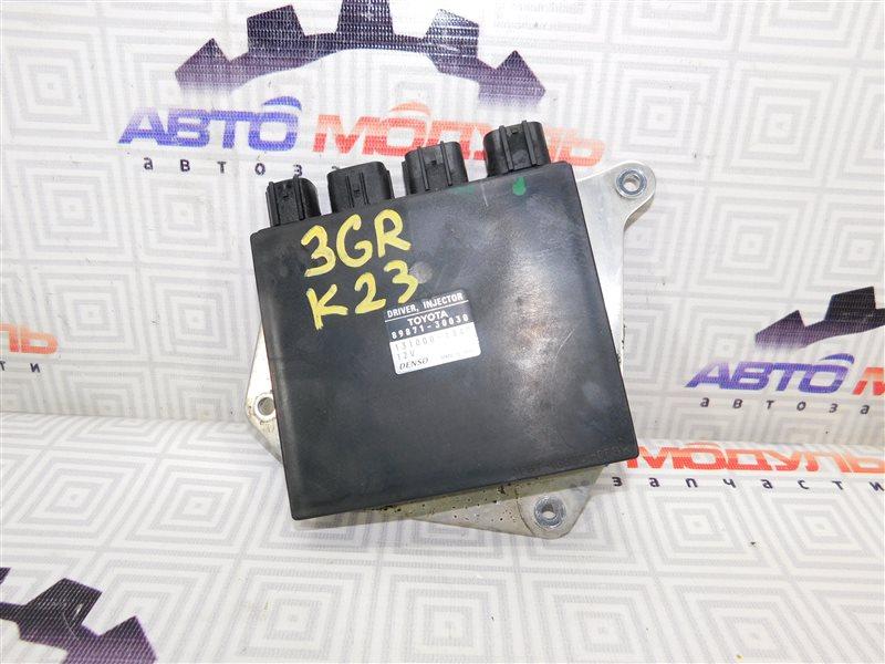 Блок управления форсунками Toyota Crown Majesta GRS180 3GR-FSE