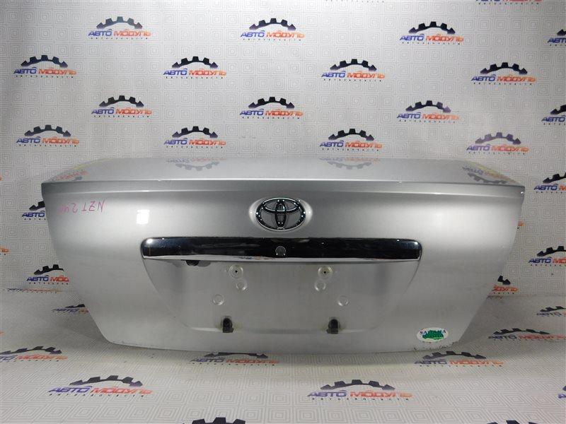 Крышка багажника Toyota Allion NZT240 задняя