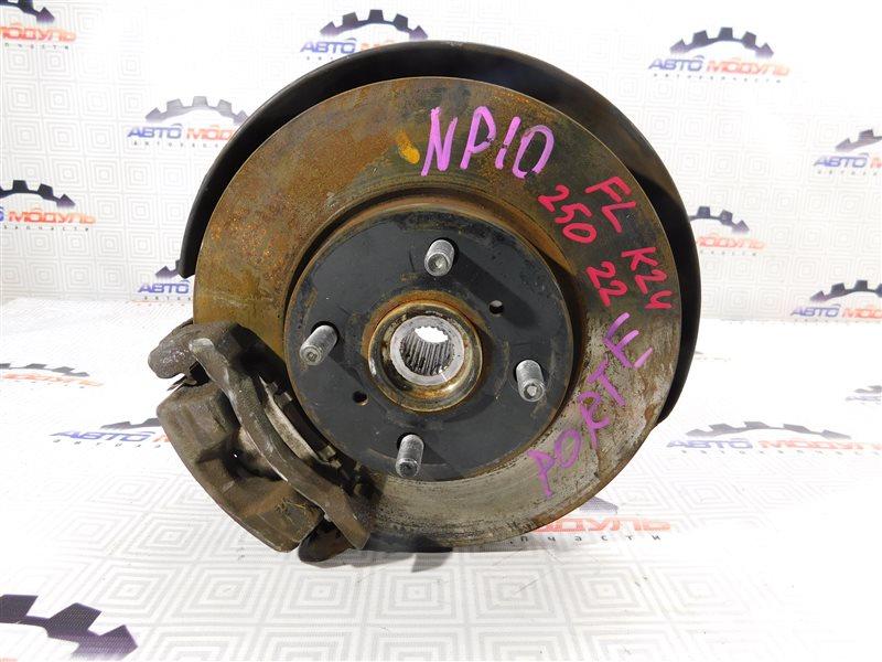 Диск тормозной Toyota Porte NNP10 1NZ передний