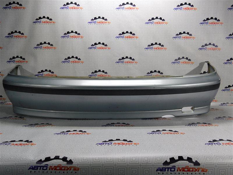 Бампер Nissan Pulsar FN15 задний