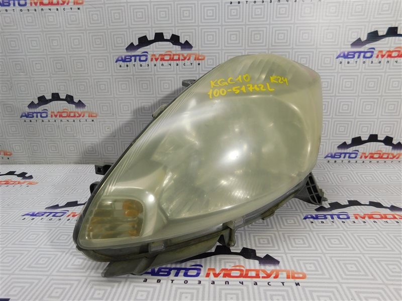 Фара Toyota Passo KGC10 левая