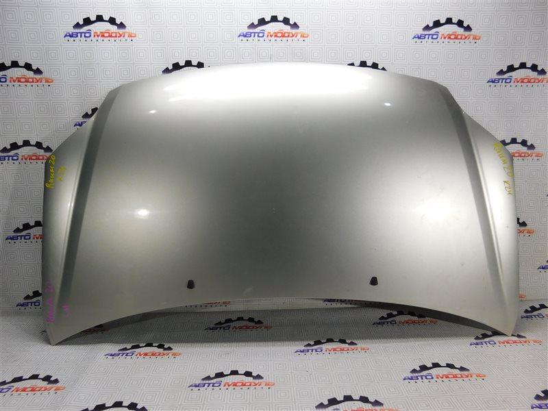 Капот Toyota Raum NCZ20 1NZ