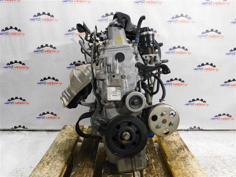 Двигатель Honda Airwave GJ1 L15A