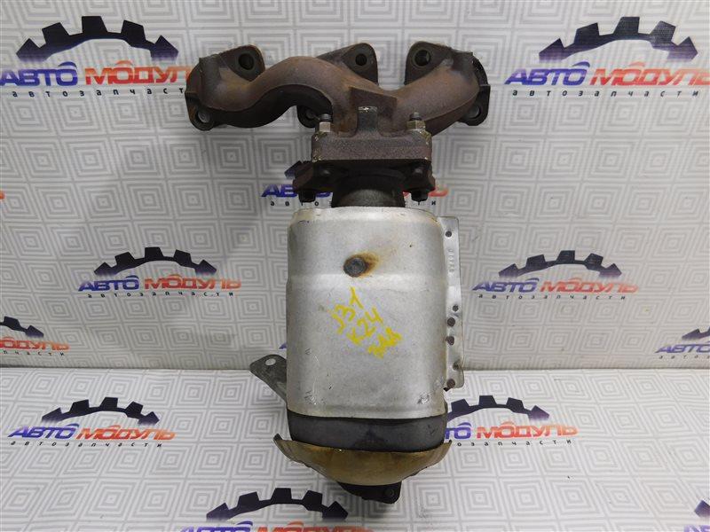 Коллектор выпускной Nissan Teana J31 VQ23-DE задний