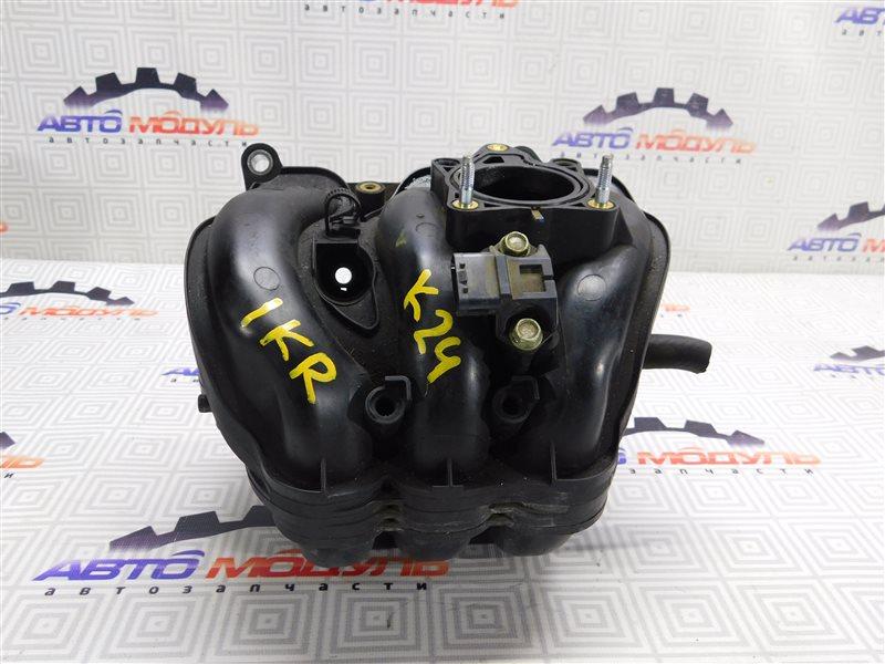 Коллектор впускной Toyota Passo KGC10 1KR-FE