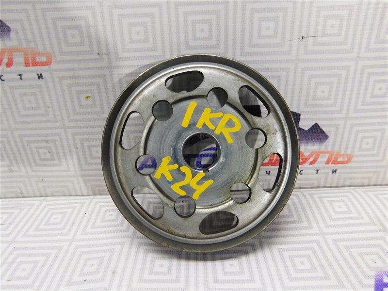 Шкив коленвала Toyota Passo KGC10 1KR-FE