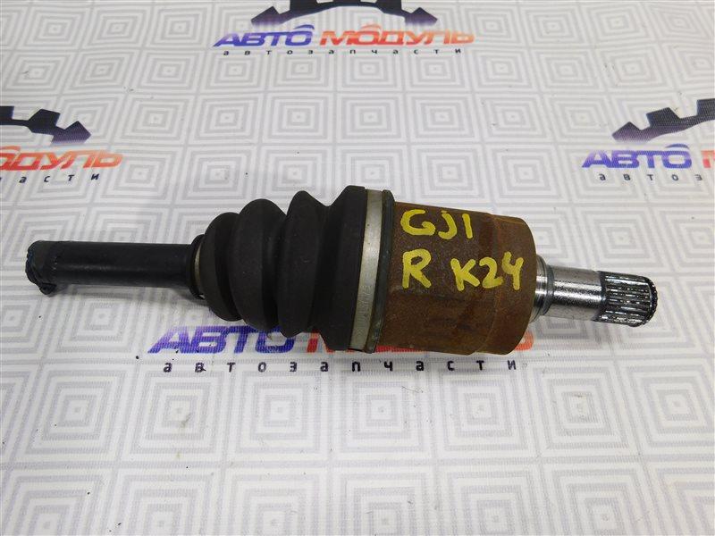 Шрус Honda Airwave GJ1 L15A передний правый