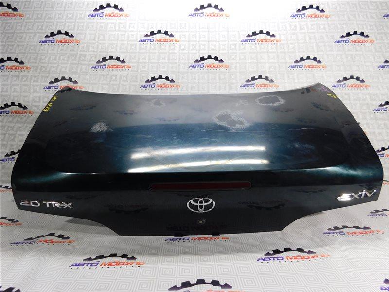 Крышка багажника Toyota Corona Exiv ST202-7006694 3S-FE 1993 задняя