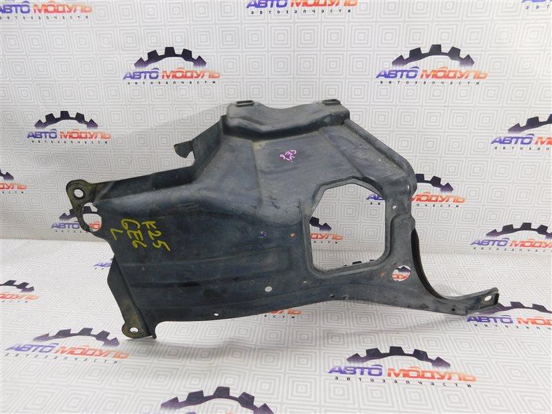 Защита двигателя Honda Fit GE6-1171609 L13A передняя левая