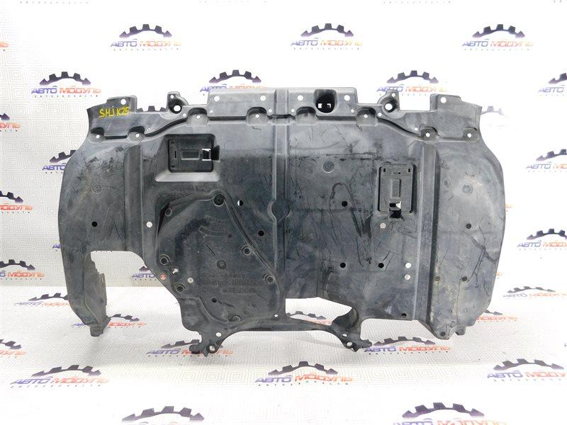 Защита двигателя Subaru Forester SHJ-018018 FB20 2011