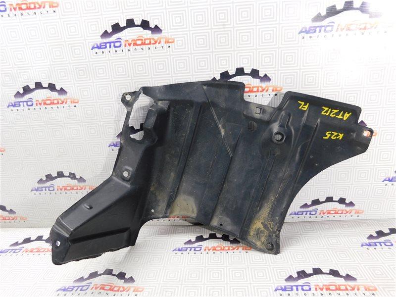 Защита двигателя Toyota Carina AT212-0100915 5A-FE 2001 передняя левая
