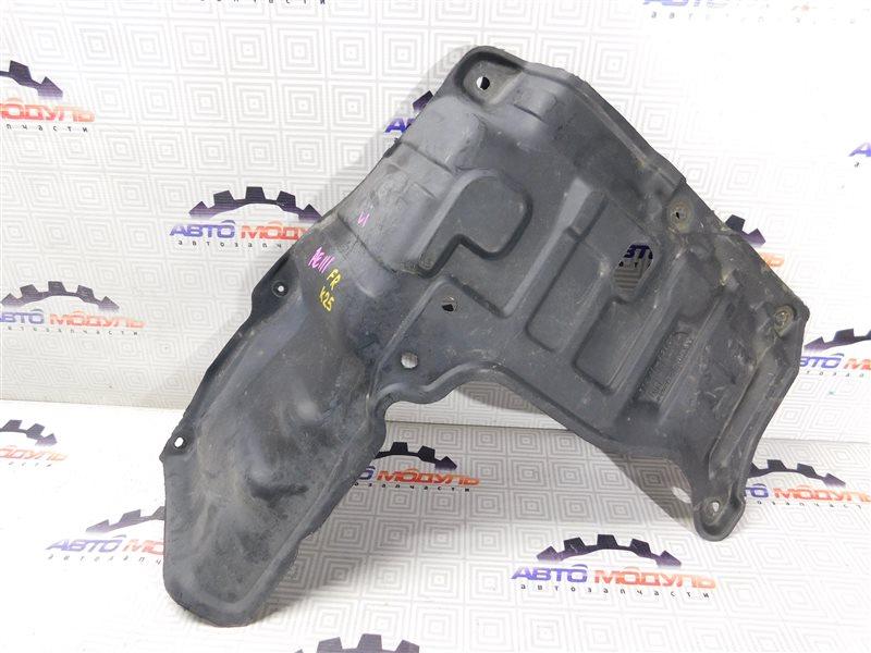 Защита двигателя Toyota Sprinter Carib AE111-7013083 4A-FE 1996 передняя правая